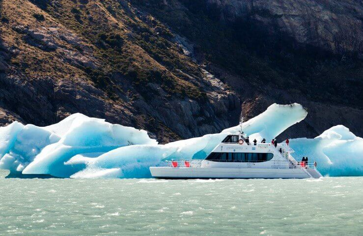 Navegacion Glaciar Viedma