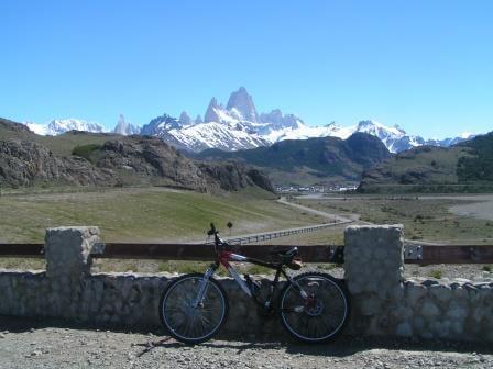 Mountain Bike desde Lago del Desierto