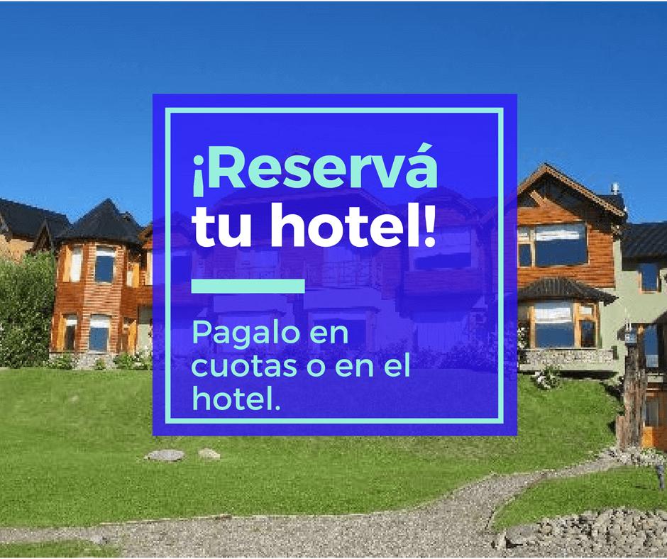 Reserva tu hotel