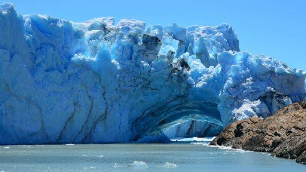 Arco Glaciar Perito Moreno