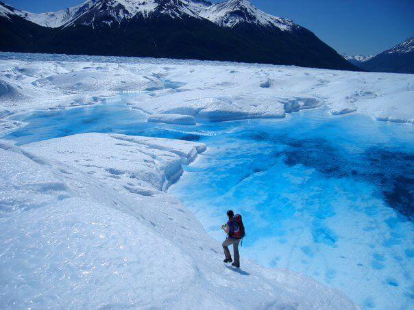 Big Ice en Glaciar Perito Moreno