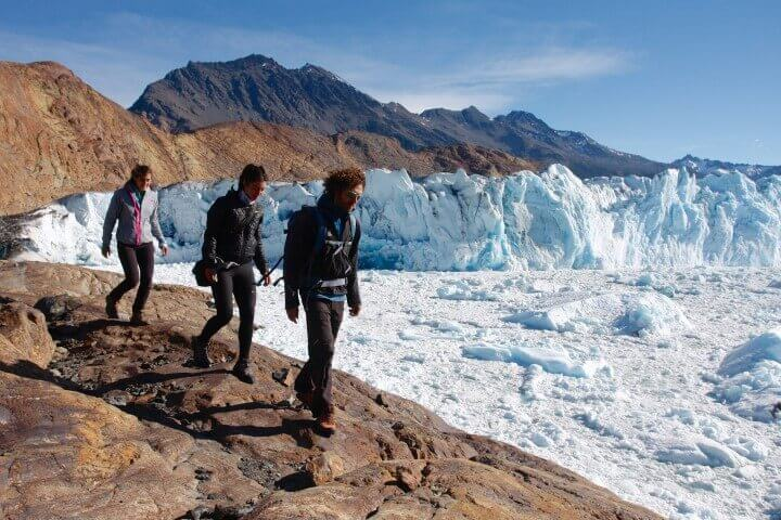 Trekking Península Viedma